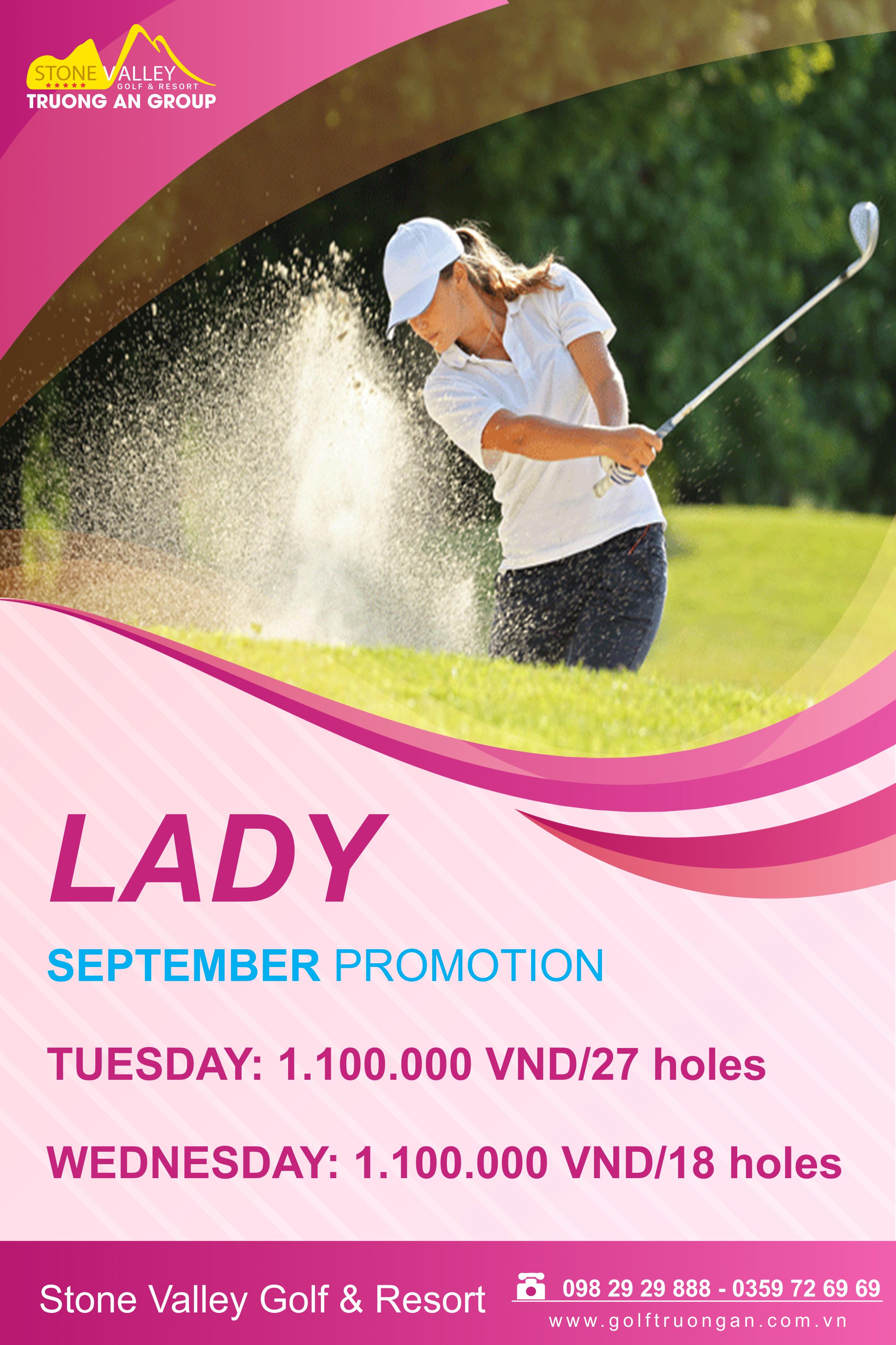 Laydy Golf Day